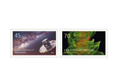 Gravitational Wave Post Stamp